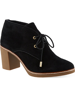TORY BURCH Hilary 75 heeled ankle boots