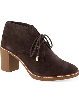 TORY BURCH Hilary suede boots