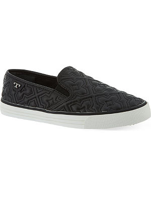 TORY BURCH Jesse II quilted sneakers