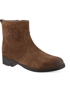 TORY BURCH Simone suede boot