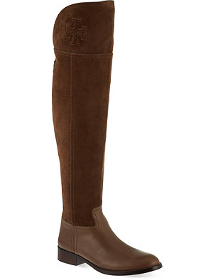 TORY BURCH Simone over the knee boot