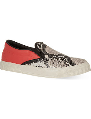 KURT GEIGER London slip-on trainers
