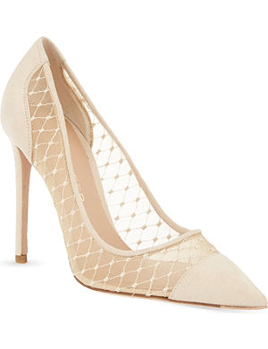 KURT GEIGER LONDON Sharkie heeled pumps