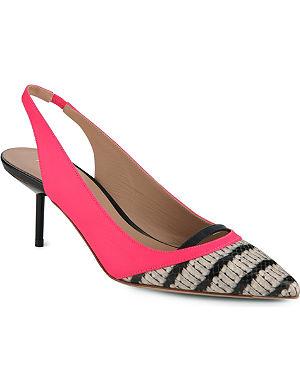 KURT GEIGER LONDON Carley court shoes