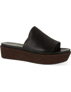 STUART WEITZMAN Flatout platform sandals