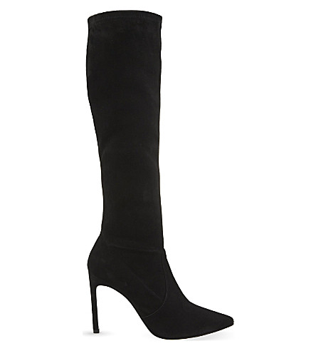 STUART WEITZMAN Benefit knee high boots (Black