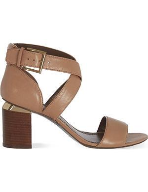 TORY BURCH Jones heeled sandals