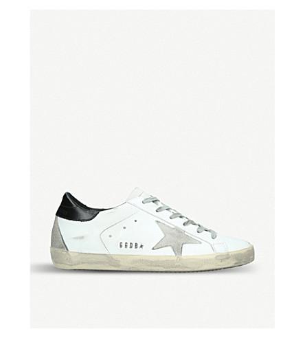 GOLDEN GOOSE Superstar W5 leather sneakers
