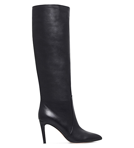GIANVITO ROSSI Dana knee-high leather boots