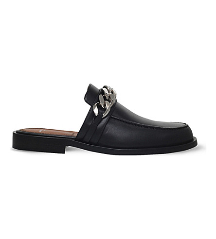 GIVENCHY Chain loafer (Black