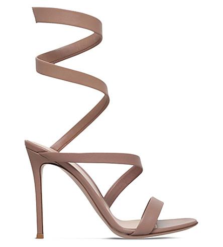 GIANVITO ROSSI Opera sandal (Nude