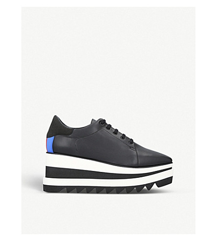 STELLA MCCARTNEY Elyse sneaker (Black