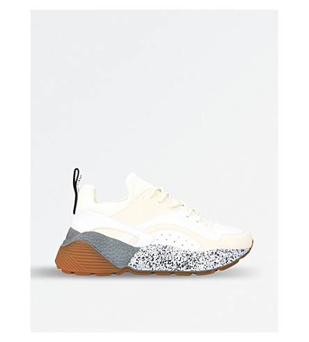 STELLA MCCARTNEY Runway neoprene trainers (White/oth