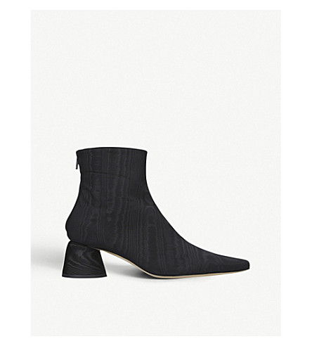 ELLERY Court ankle boots (Black