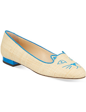 CHARLOTTE OLYMPIA Kitty pumps