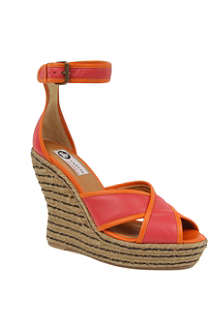 LANVIN Legion espadrille wedge sandals