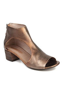 MARSELL Bo Sandalo leather ankle boots