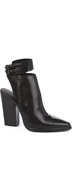 ALEXANDER WANG Dasha leather ankle boots