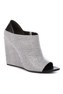 ALEXANDER WANG Alla wedge shoe boots