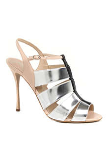 NICHOLAS KIRKWOOD Mich slingback leather sandals