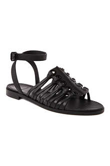 GIVENCHY Taunton rubber sandals