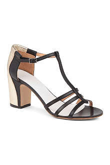 MAISON MARTIN MARGIELA MGM leather sandals