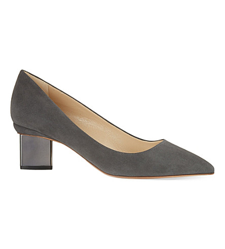 NICHOLAS KIRKWOOD Salsa court shoes (Grey