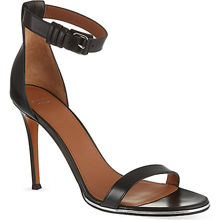 GIVENCHY Freya sandals (Black