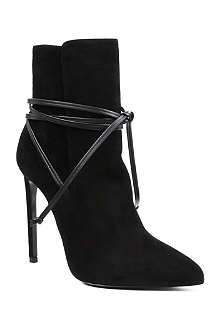 SAINT LAURENT Paris 110 wrap boots