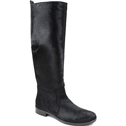 LANVIN Boyish flat boots (Black