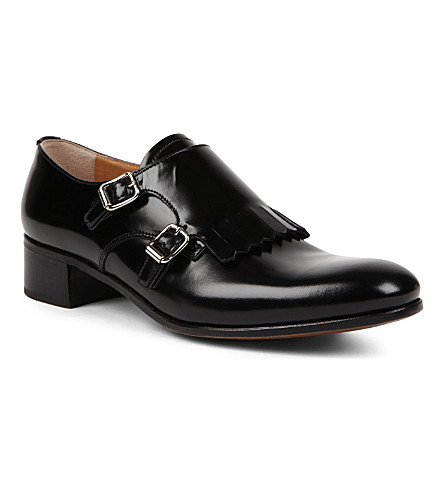 CHURCH Gazzella loafers (Black