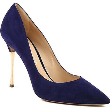NICHOLAS KIRKWOOD Stiletto Mil courts (Blue