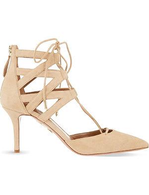 AQUAZURRA Belgravia court shoes