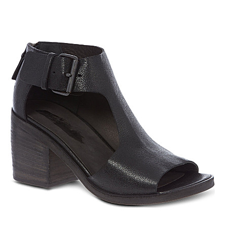MARSELL Zuccola Buckle boots (Black