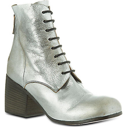 MARSELL Zuccotta ankle boots (Pewter