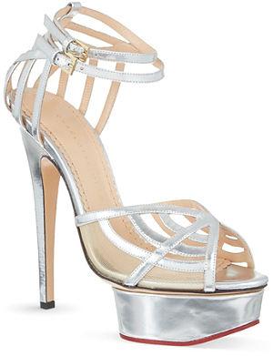 CHARLOTTE OLYMPIA Octavia platform sandals