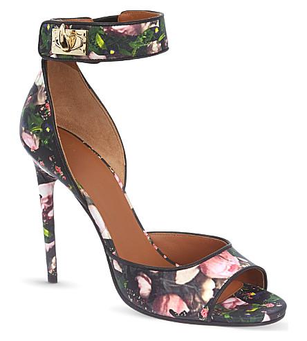 GIVENCHY Sansa leather sandals