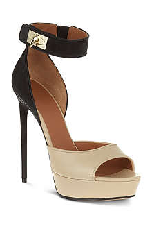 GIVENCHY Eddard leather sandals