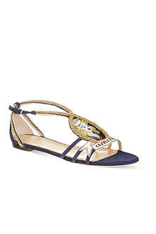 CHARLOTTE OLYMPIA Ahoy sailor sandals