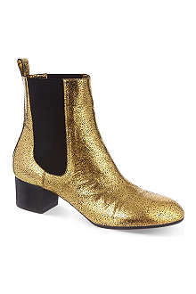 DRIES VAN NOTEN Nico heeled ankle boots