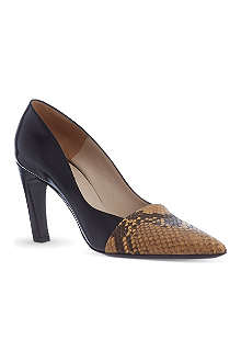 DRIES VAN NOTEN Hubie court shoes