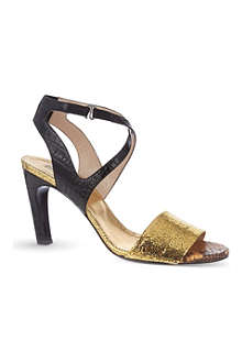 DRIES VAN NOTEN Billy croc sandals