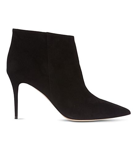 GIANVITO ROSSI Lazio ankle boots (Black