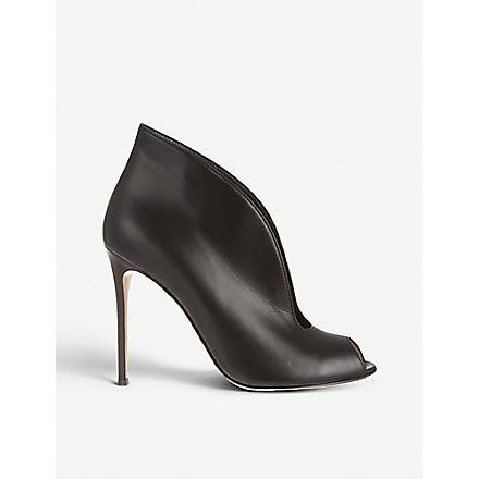 GIANVITO ROSSI Lombardy boots (Black