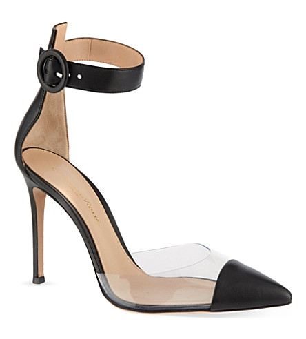 GIANVITO ROSSI Apulia sandals (Black