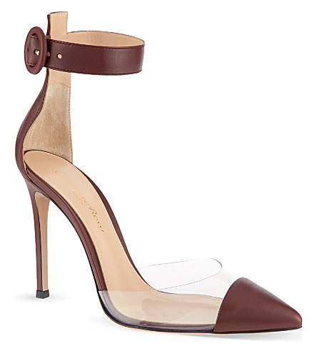 KG BY KURT GEIGER Apulia sandals (Wine