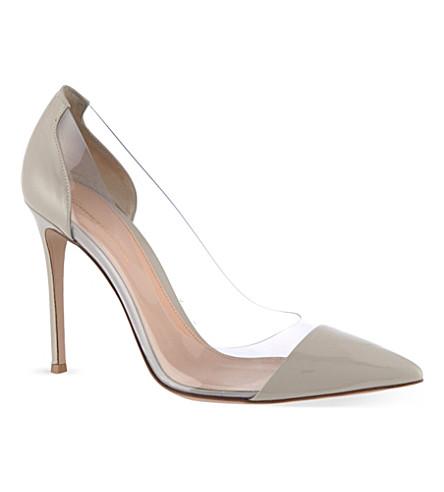 KG BY KURT GEIGER Calabria court shoes (Beige