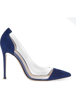 GIANVITO ROSSI Calabria court shoes