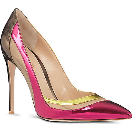 GIANVITO ROSSI Marche court shoes