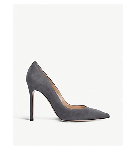 KG BY KURT GEIGER Bari court shoes (Grey